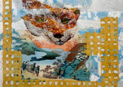 Fox Kami collage