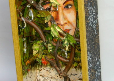 The Wishing Tree Assemblage